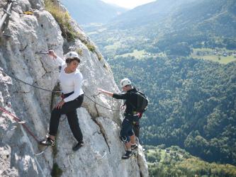 Roche Veyrand - Parcours intégral